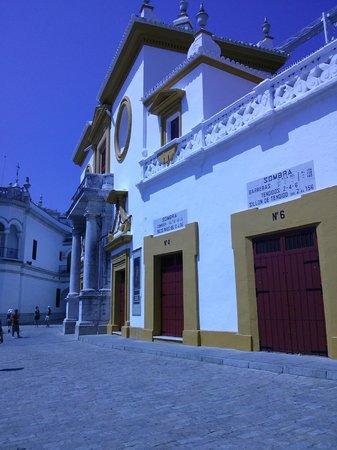 Plaza de Toros de la Maestranza : Seville Bull Fighting Ring