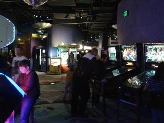 DisneyQuest Indoor Interactive Theme Park : dentro do parque