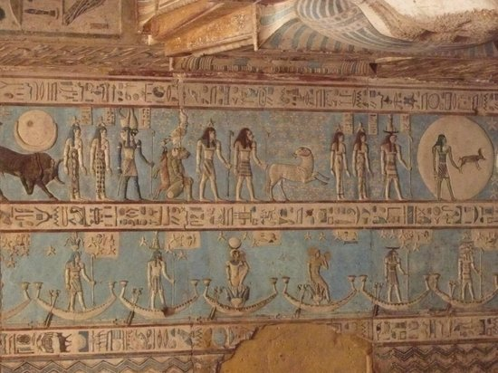 Love Egypt Tours - Day Tours: Tomb paintings - visited Apr 14