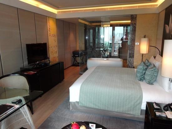 Siam Kempinski Hotel Bangkok: room
