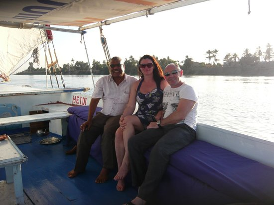Love Egypt Tours - Day Tours: Hass and us