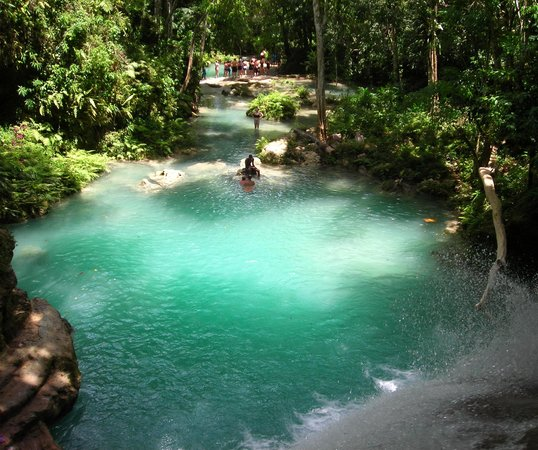 Real Tours Jamaica - Day Tours : Secret Falls