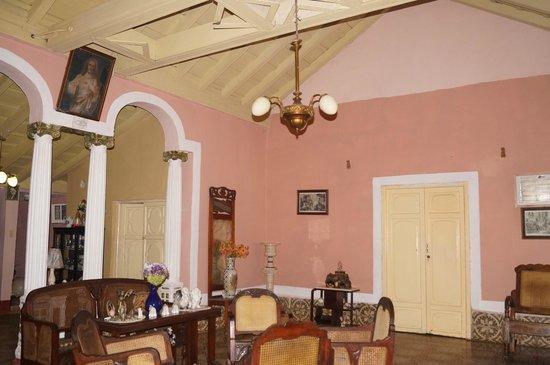 Hostal Amatista : lounge