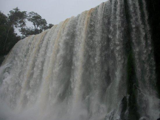 El Libertador: un buen lugar para visitar cataratas