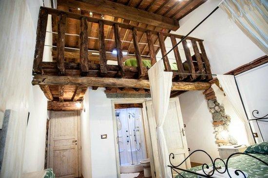 Serravalle Pistoiese, İtalya: Camera Quadrupla