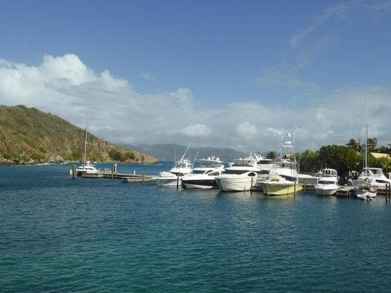 Peter Island Resort and Spa : Boats