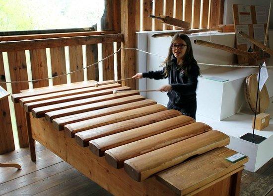 Holzmuseum : Xilofono