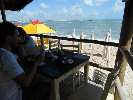 Hotel Pipa's Bay: Vista del desayuno