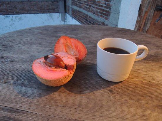 Jade Guesthouse : petit déjeuner au calme