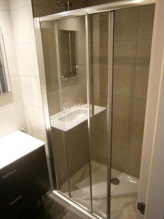 Sensation Sagrada Familia: Salle de bain