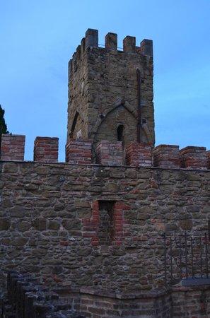 Castello di Monterone: La torre