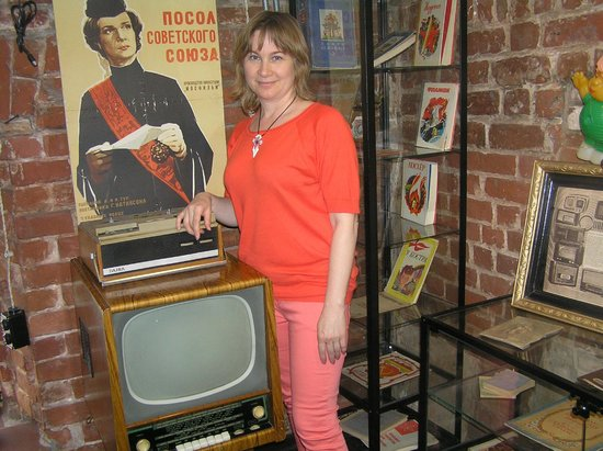 Museum of Soviet Life: в музее