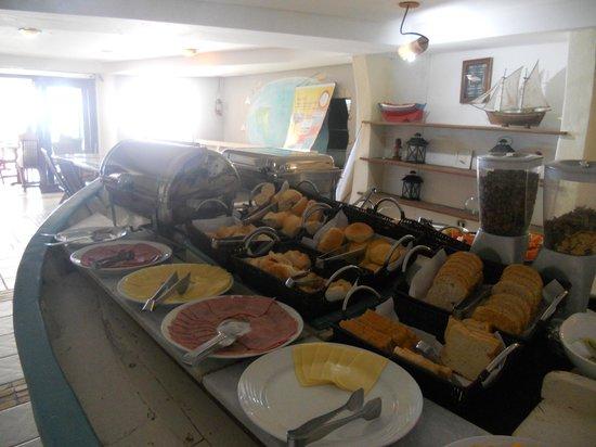 Hotel Pipa's Bay: Desayuno muy variado