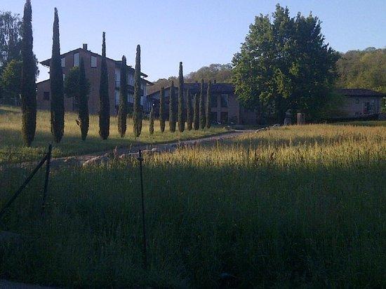 Magnano, Italien: area ospiti