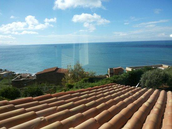 Villa Margherita : panorama colazione