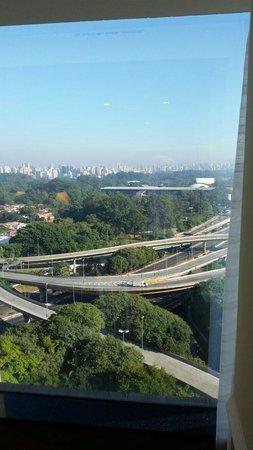 Grand Mercure São Paulo Ibirapuera : VISTA