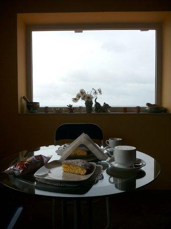 Villa Margherita : colazione per noi