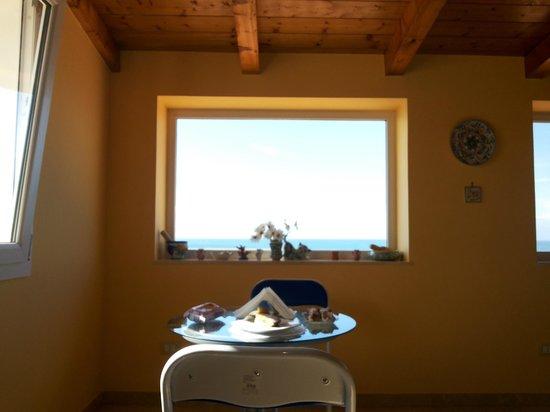 Villa Margherita : sala colazione