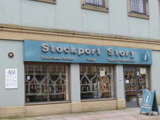 Stockport Metropolitan Borough Council, Town Hall: Stockport Story Museum