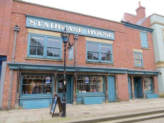 Stockport Metropolitan Borough Council, Town Hall: Staircase House
