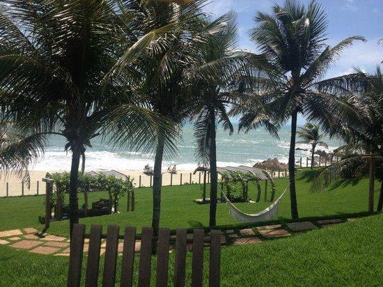 Carmel Charme Resort: vista da piscina