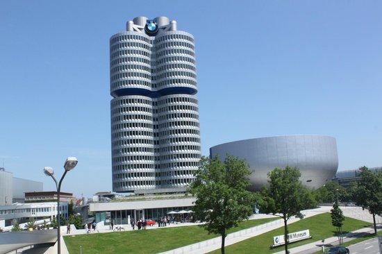 BMW-Museum: Museu BMW