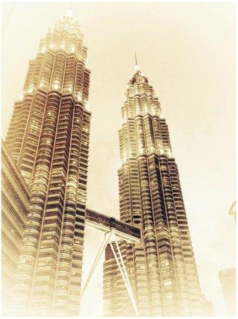 Mandarin Oriental, Kuala Lumpur: Vue de la chambre 2014