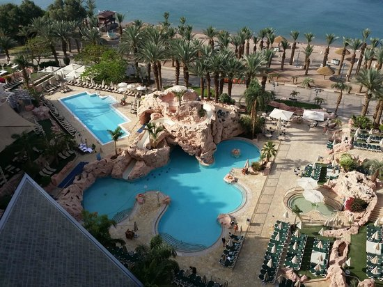 Dan Eilat : Day view from the room