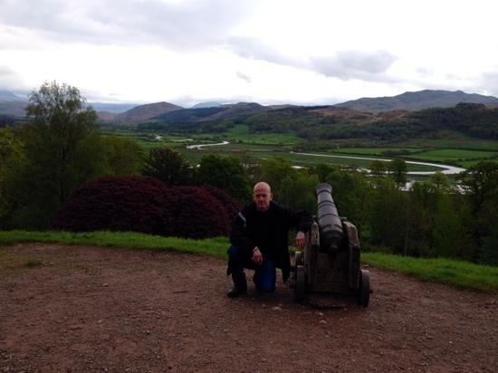 Muncaster Castle: surrounding views