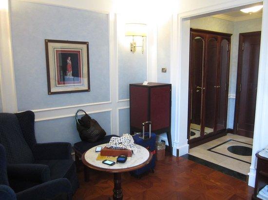 Hotel Montebello Splendid: sitting area