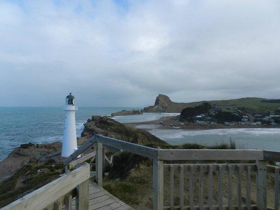 Castlepoint Lighthouse Walk: Castlepoint