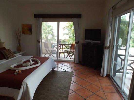 Hotel Riviera del Sol: Bedroom