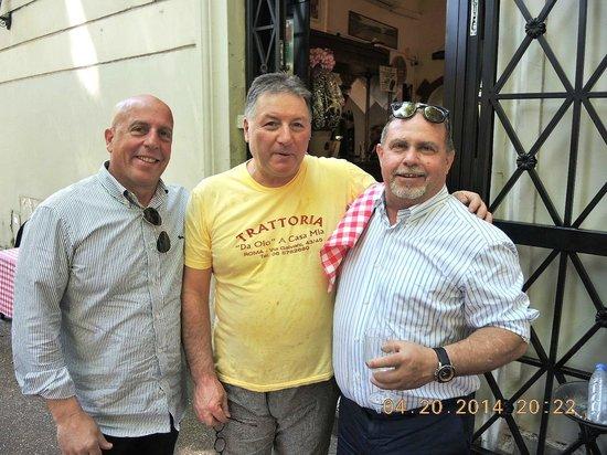 Da Oio a Casa Mia : my brother, the Owner and I
