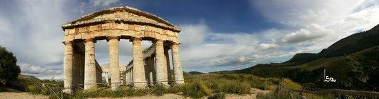 Tempio di Segesta: tempio