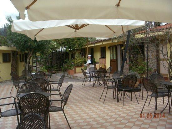 Hotel Village Tabu': bar e cucina la straordinaria cuoca,,,chef 5 stelle