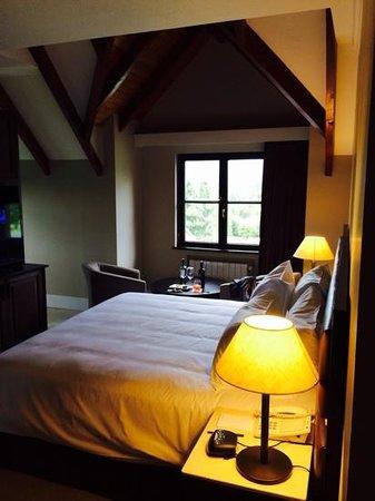 Arelauquen Lodge: my suite too