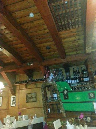 Ta'Marija: Lovely vaulted ceiling