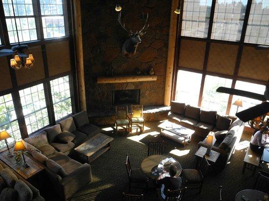 Comfort Inn Flagstaff : Lobby