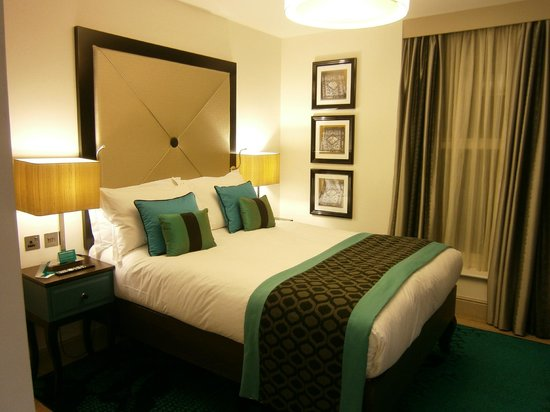 Hotel Indigo London Kensington: Room
