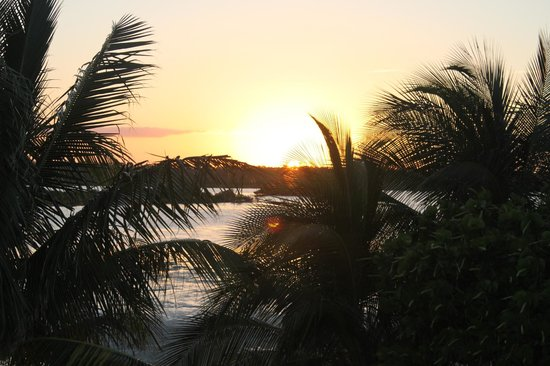 Kamalame Cay: view from porch
