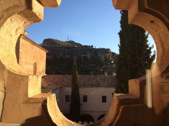 Parador de Cuenca: vistas