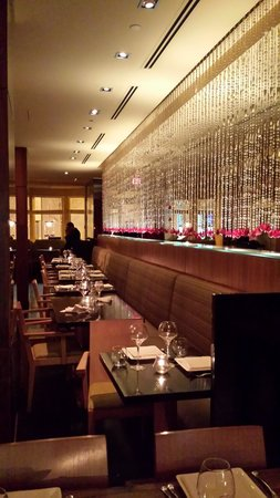 Rasika : portion of dining room