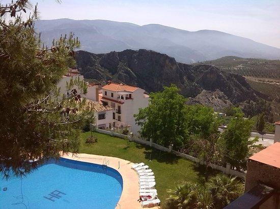 Andalucia Hotel: Vistas desde la habitación