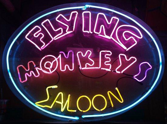 Fogarty's: Flying Monkeys Saloon!