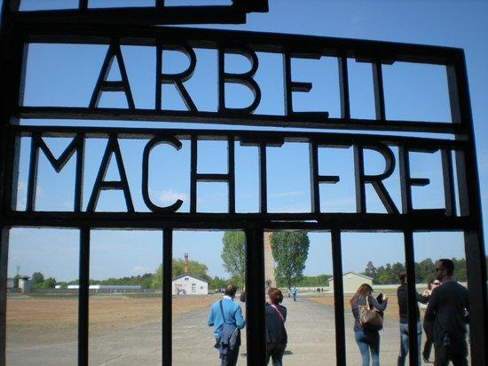 Berlinitaliano : Ingresso del campo