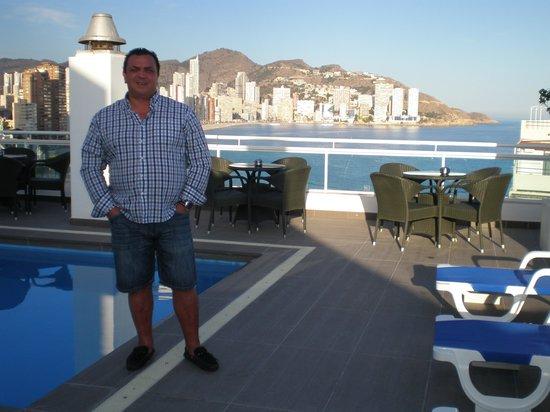 Hotel Centro Mar: Piscina