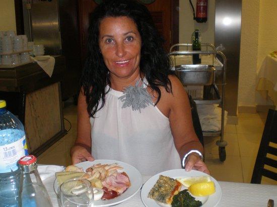 Hotel Centro Mar: Cenita