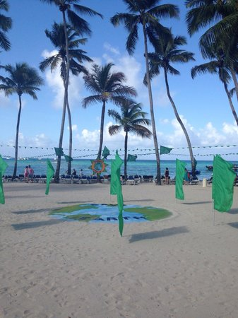 Dreams La Romana Resort & Spa : Spiaggia