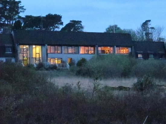 Isle of Mull Hotel & Spa : Hotel view from gardens