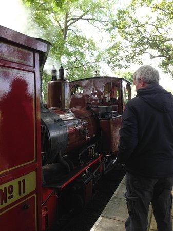 Leighton Buzzard Railway: Having a closer look
